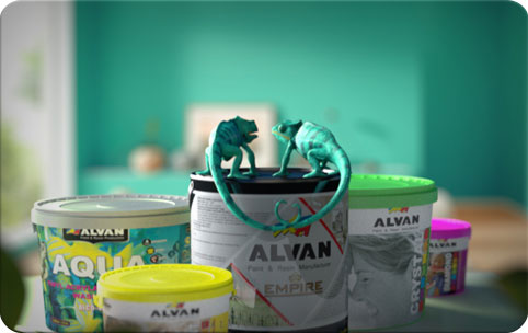Alvan : The Color!