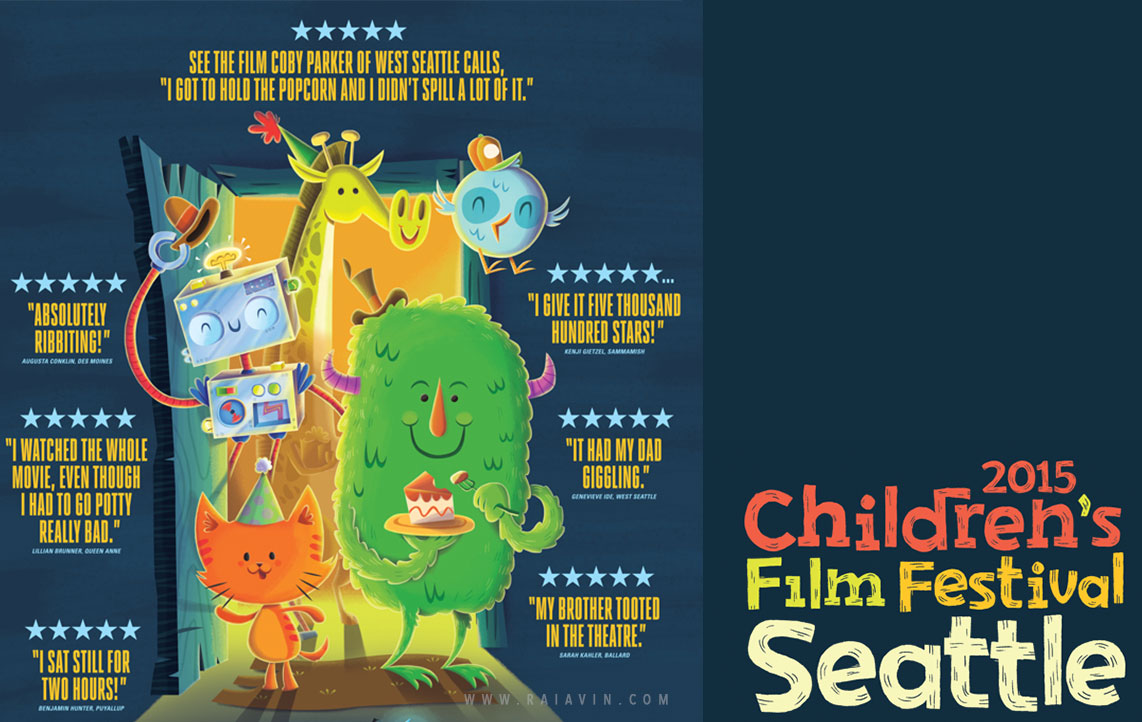 10th Seattle's Children's Film Festival