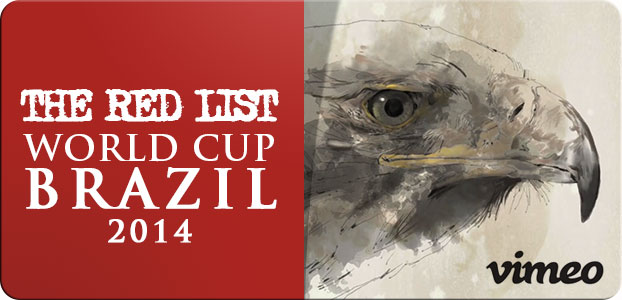 World Cup RED LIST !